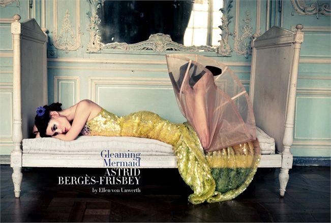 Vogue Unique, Marzo 2012