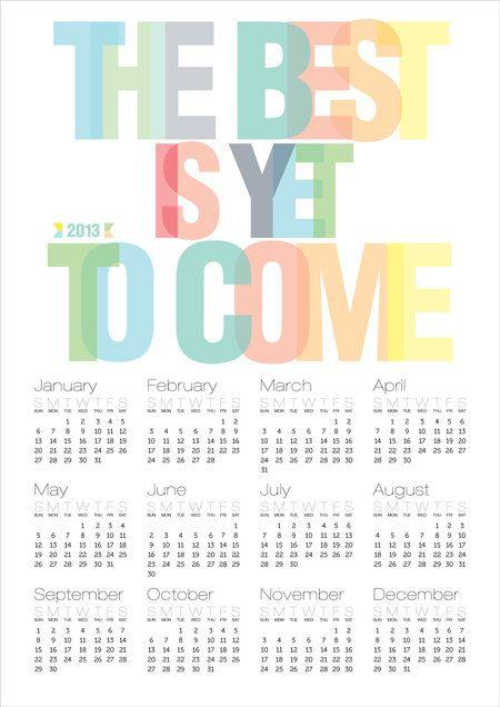 poster-print-plakat-grafisk-graphic-design-illustration-kalender-2013-calendar-bolig-indretning-home-decor-interior