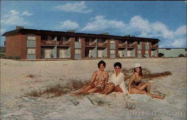 The Carousel Motel Apartments Fort Walton Beach Fort Walton Beach Florida Okaloosa Island