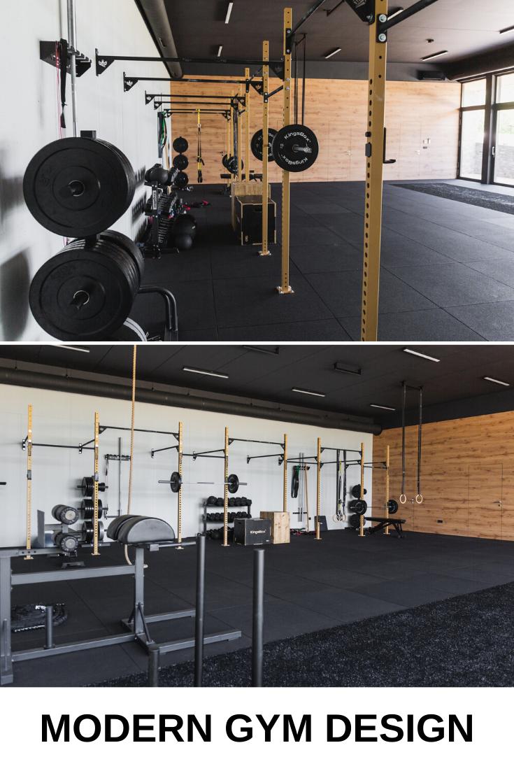 Gym With Wooden Details Gym Design Interior Gym Design Home Gym Design