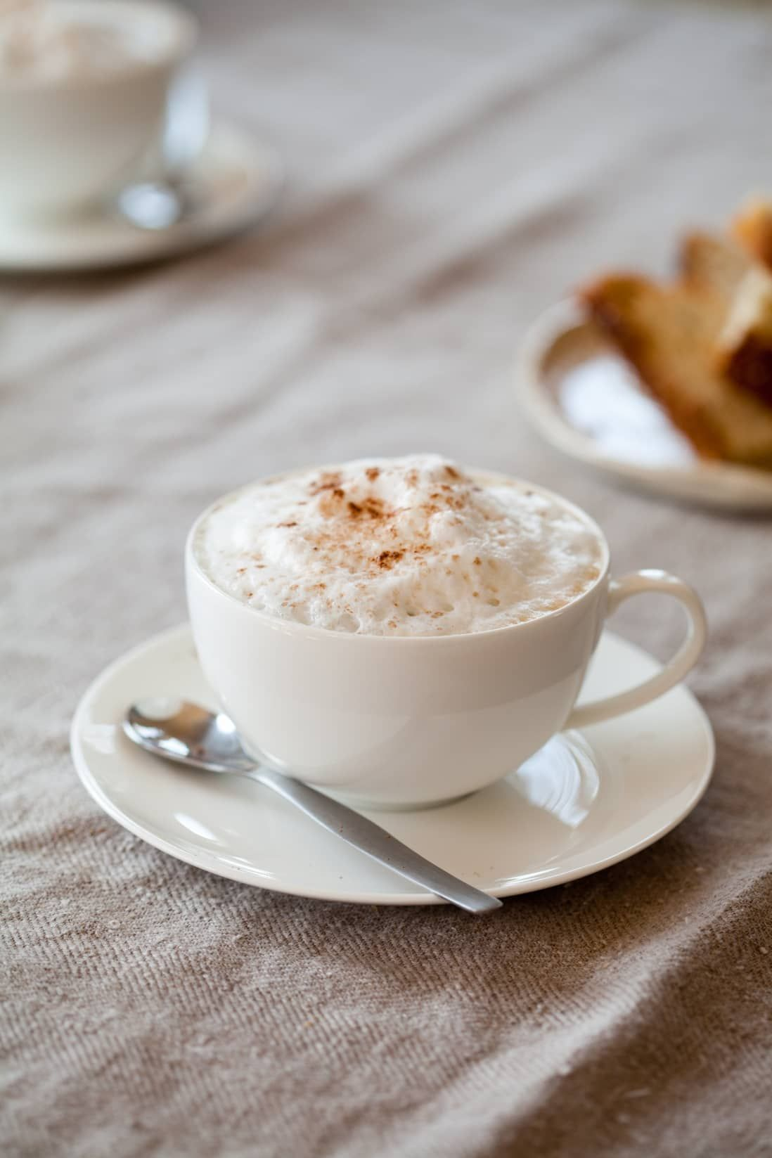 How to make a latte without an espresso machine recipe