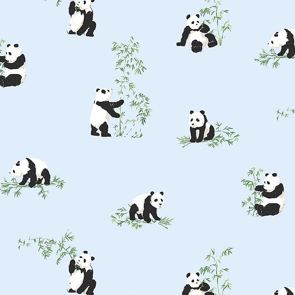 Roommates Panda Peel Stick Wallpaper Bed Bath Beyond Peel And Stick Wallpaper Wallpaper Roll Panda Wallpapers