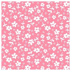 Wallpaper flowers pink
