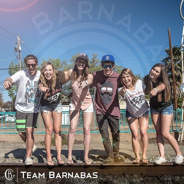 TEAM BARNABAS!! Introducing our new social rewards program where EVERYONE can be on the team!! www.JoinTeamBarnabas.com #teambarnabas  #barnabasclothing