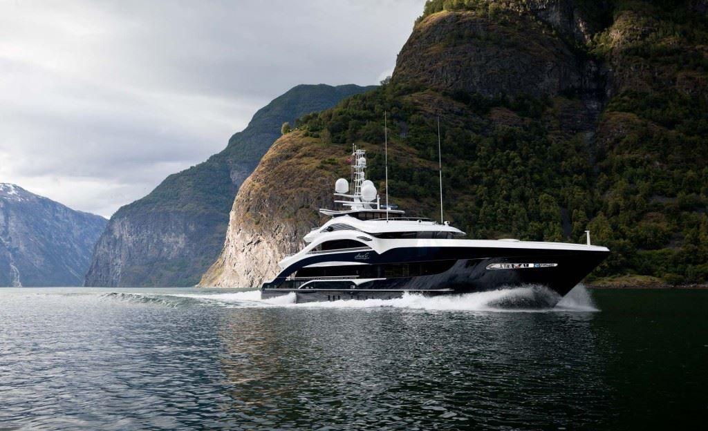 Superyacht Sunday: Ann G by Heesen Yachts, the Epitome of Yacht Art - GTspirit