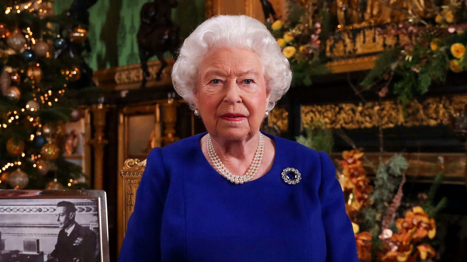Queen Christmas Address 2020 Queen Elizabeth remembers 'quite bumpy' year in annual Christmas