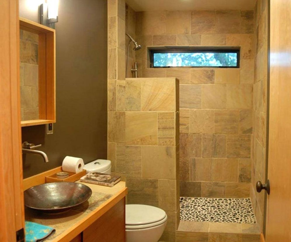 Just Got A Little Space These Small Bathroom Designs Will Inspire You Inexpensive Bathroom Remodel Bathroom Design Small Small Bathroom