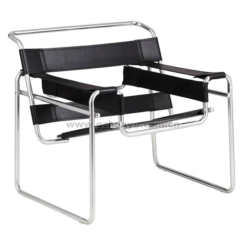 Wassily Chair Marcel Breuer Bauhaus chair also know as Model B3