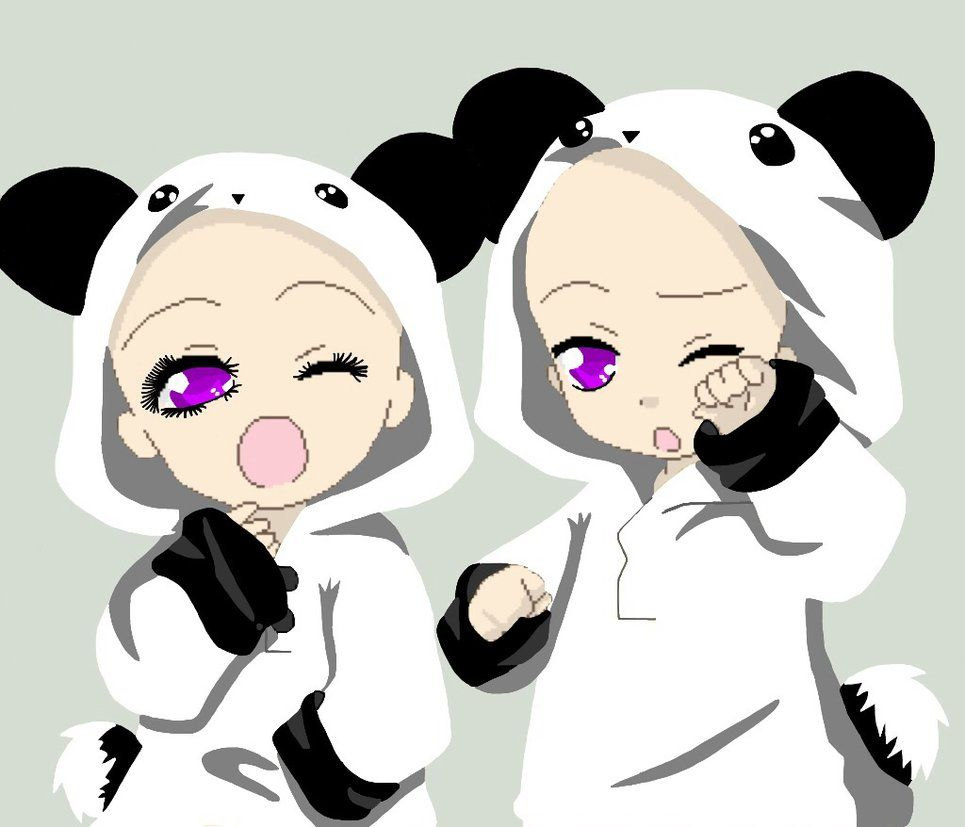 Panda Twin Hoodie Base By Bordomgirl5 On Deviantart Drawing Base