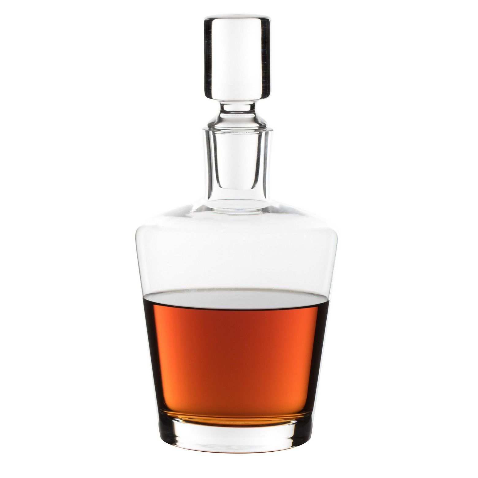 The Libbey Craft Spirits Decanter With Stopper Is Substantial Attractive And Bespoke It 39 S Svelte Enough To Engage With The Rest Of Your Car Regalos Medan