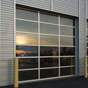 Interior Glass Roll Up Doors