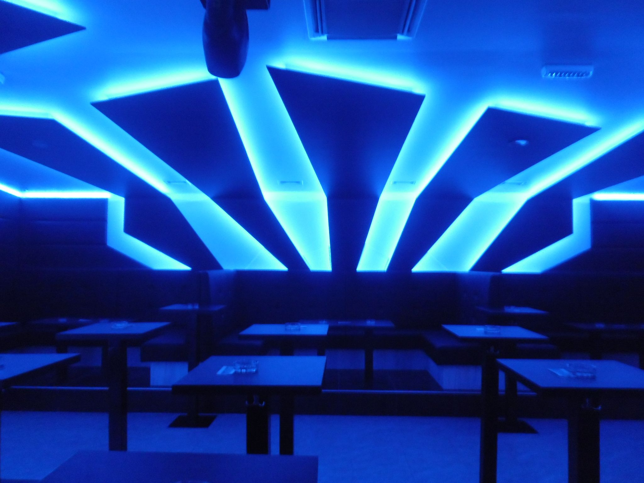 Wall in nightclub and lighting wiith led strip and control with dimer and  DMXWall designe in night clubs   NIGHT CLUB DESIGN   Pinterest  . Nightclub Lighting Design Installation. Home Design Ideas