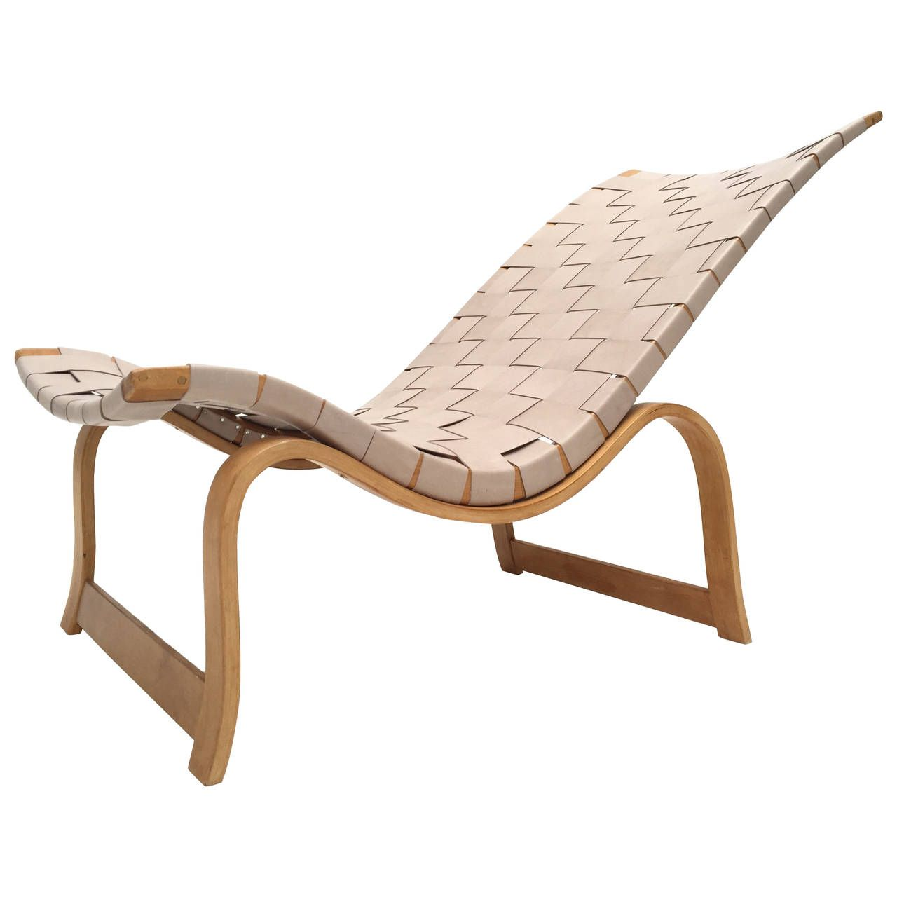 Rare Pre War Edition Bruno Mathsson Model 36 Easy Chair Sweden 1933 1936 Easy Chair Vintage Lounge Chair Modern Swivel Chair