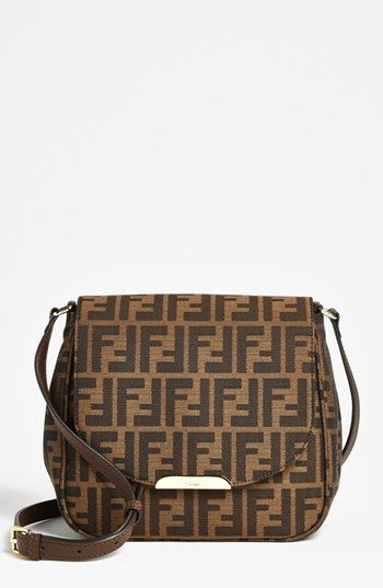 2953aeaaea Can t lose with this classic! Fendi  Zucca  Crossbody Bag available ...