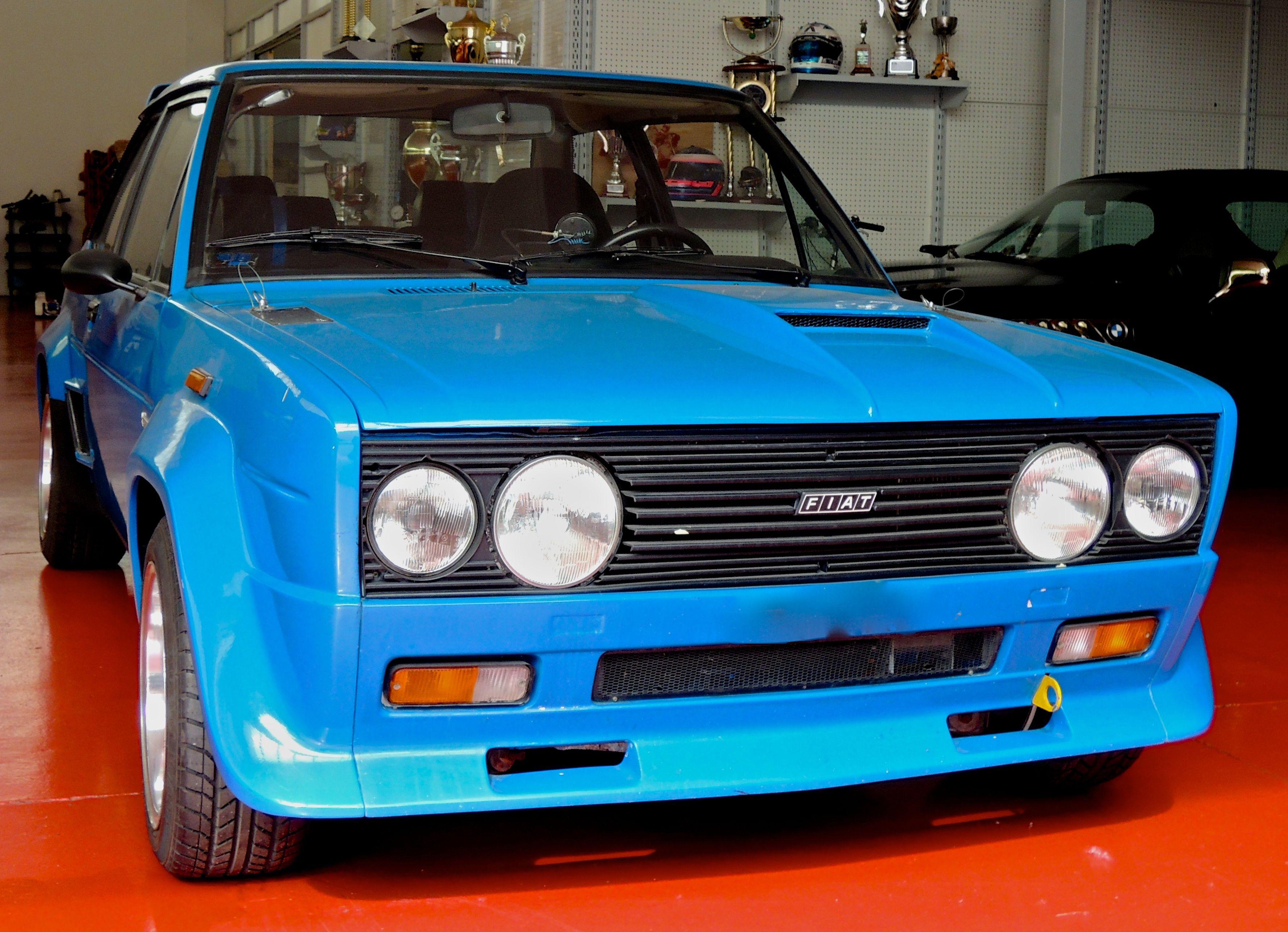 Fiat 131 Abarth Storico