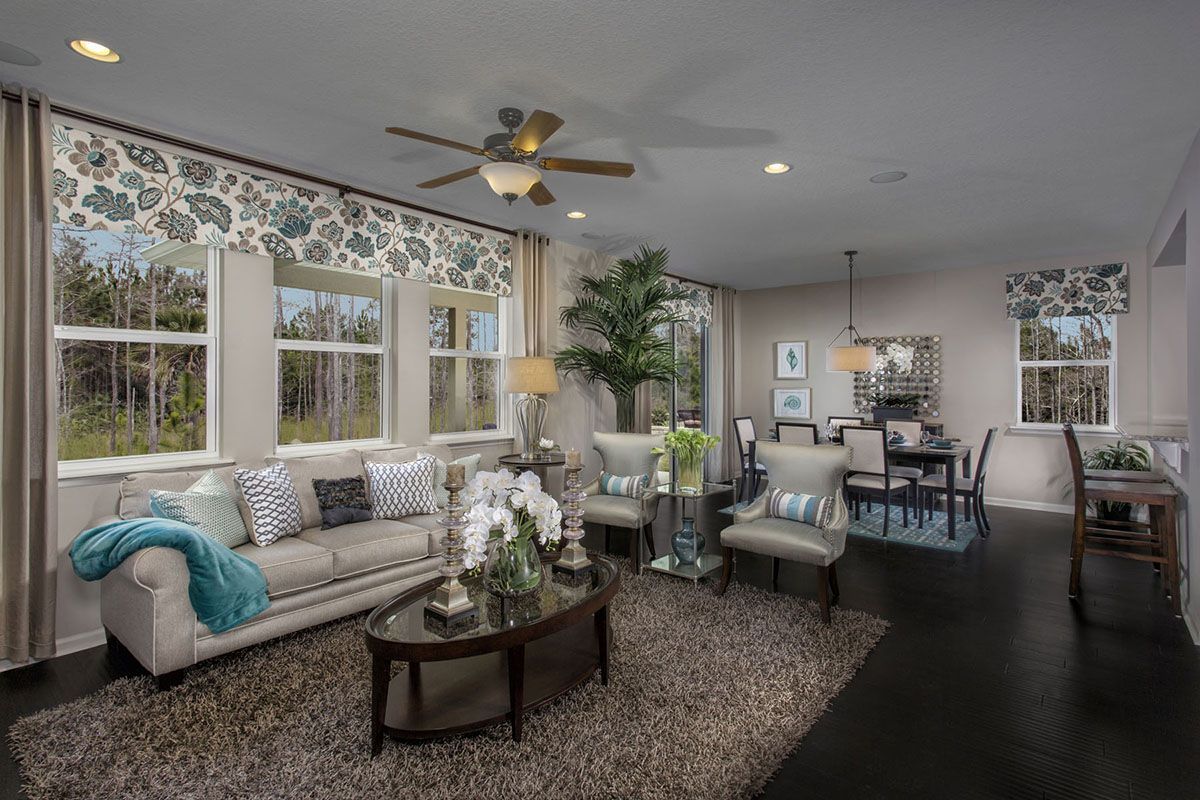 Cypress Place At Hunter S Ridge A Kb Home Community In Ormond Beach Fl