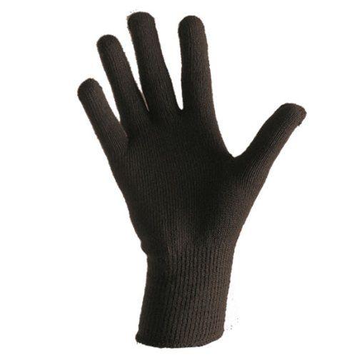Highlander Thermal Inner Glove Black One Size Heat Resistant Gloves Gloves Protective Gloves