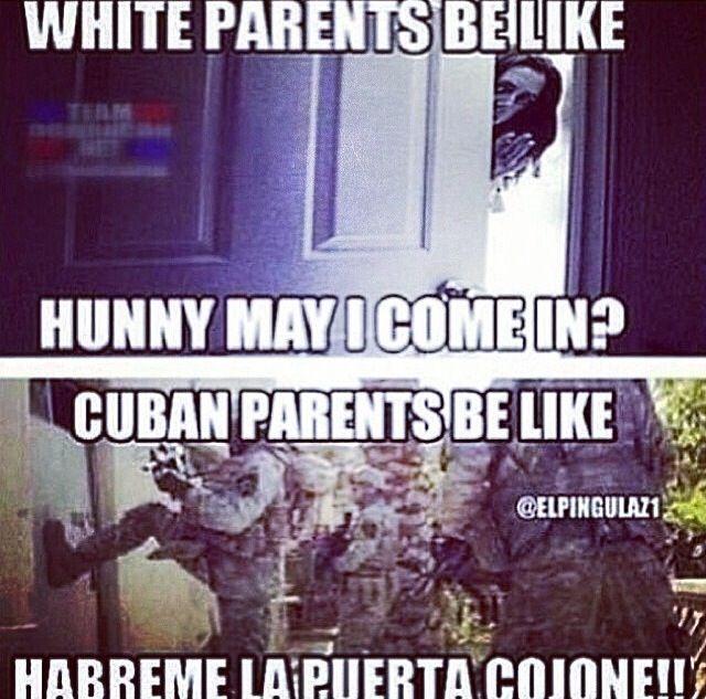 Cuban Parents True Lol Cubans Be Like Cuban Cafe Parents Be Like
