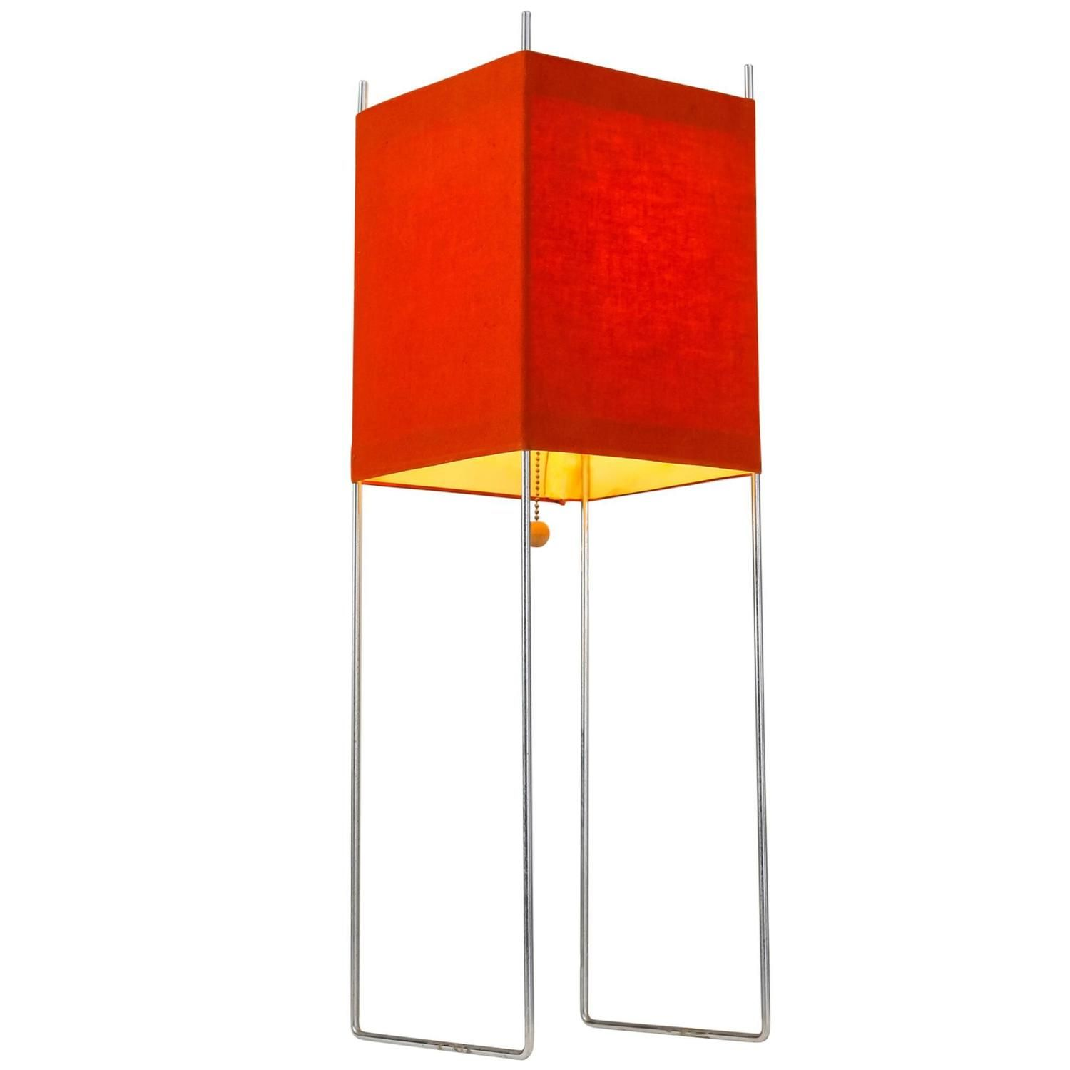 George nelson red kite table or floor lamp usa 1970s red kite george nelson red kite table or floor lamp usa 1970s geotapseo Images