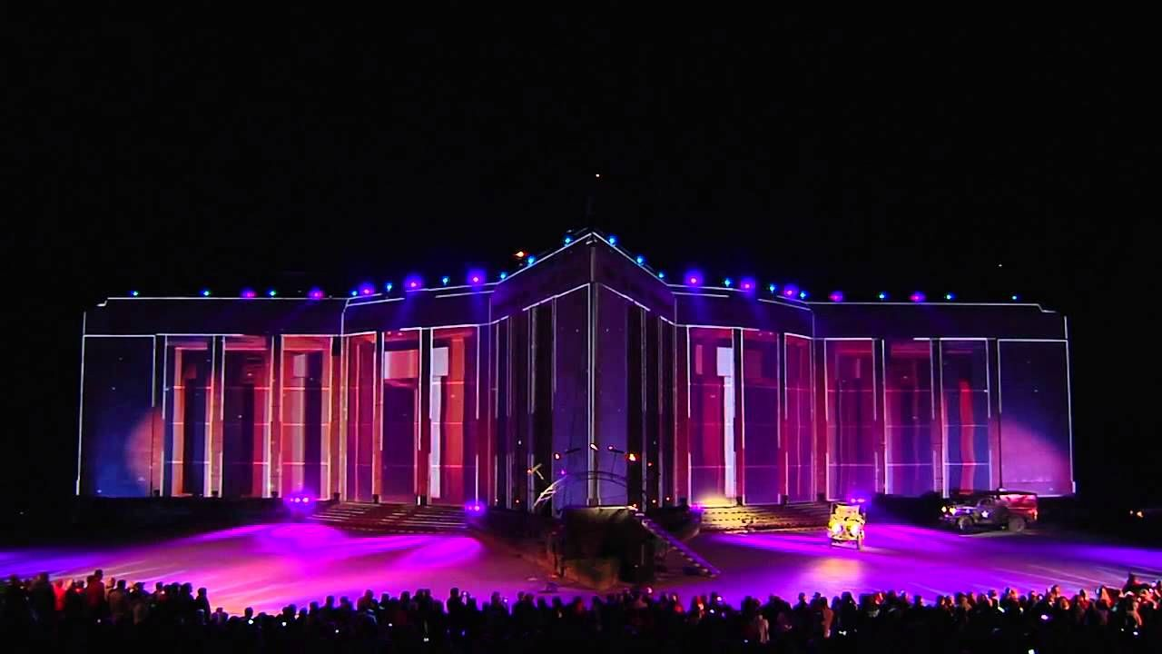 Texas Aggies Go to War: Belgian Memorial Day Show 2014