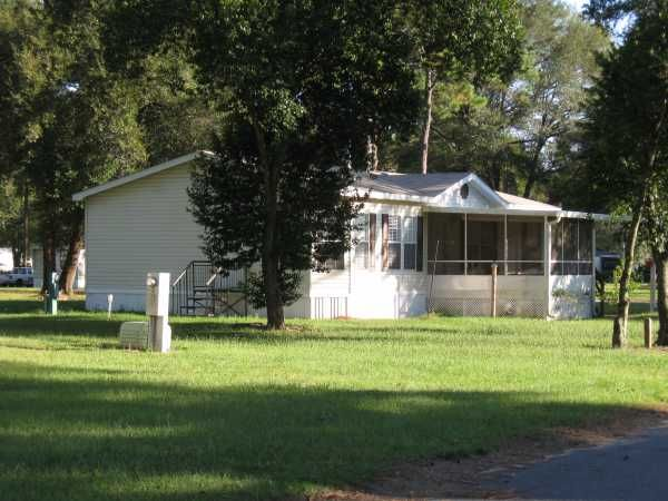 Weslo Estates Retirement Village Mobile Home Park In Leesburg GA Via MHVillage