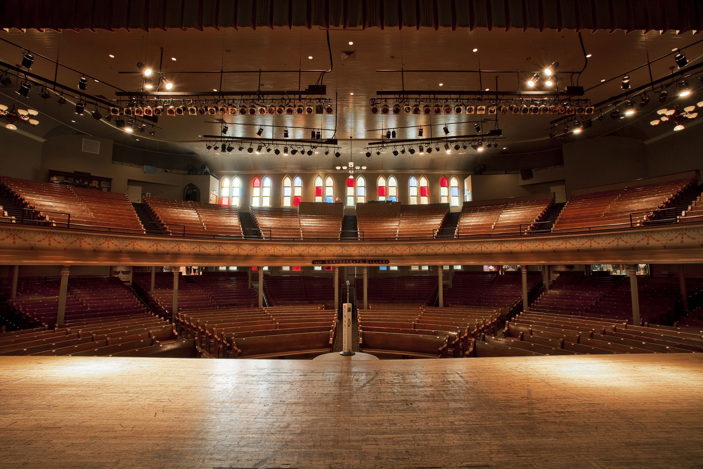 The Music Lover Tennessee But Mostly Nashville Grand Ole Opry