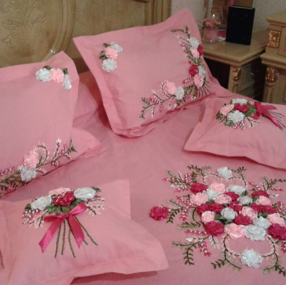 bed cover design cushion cover designs