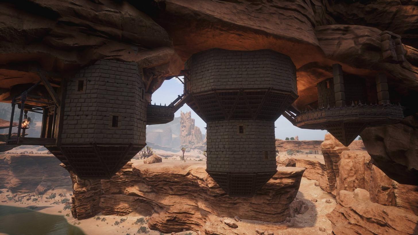 Pariah S Underwatch Album On Imgur In 2020 Conan Exiles Ark Survival Evolved Architecture Building Design