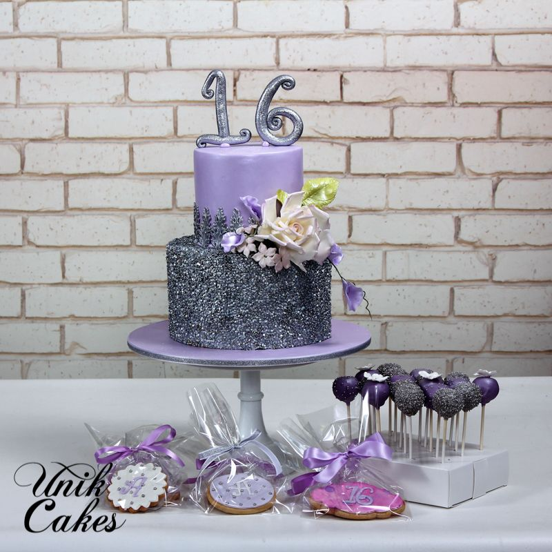 lilac and silver wedding cakes lavender and silver sweet 16 birthday cake this beautiful 16879