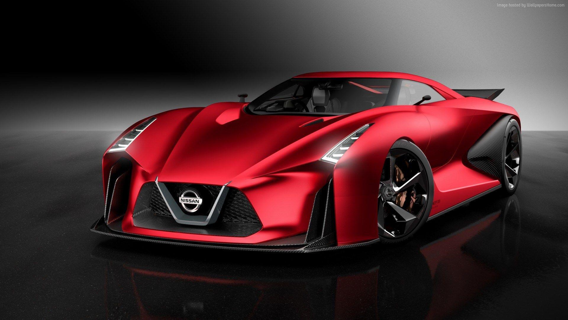 Nissan 2020 Vision Gran Turismo Wallpaper Konceptualnye Mashiny Nissan Superkary