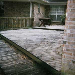 Go From An Old Deck To New In 4 Steps