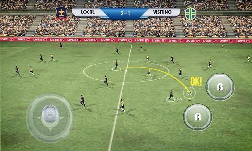 Скачать приложения футбол на андроид