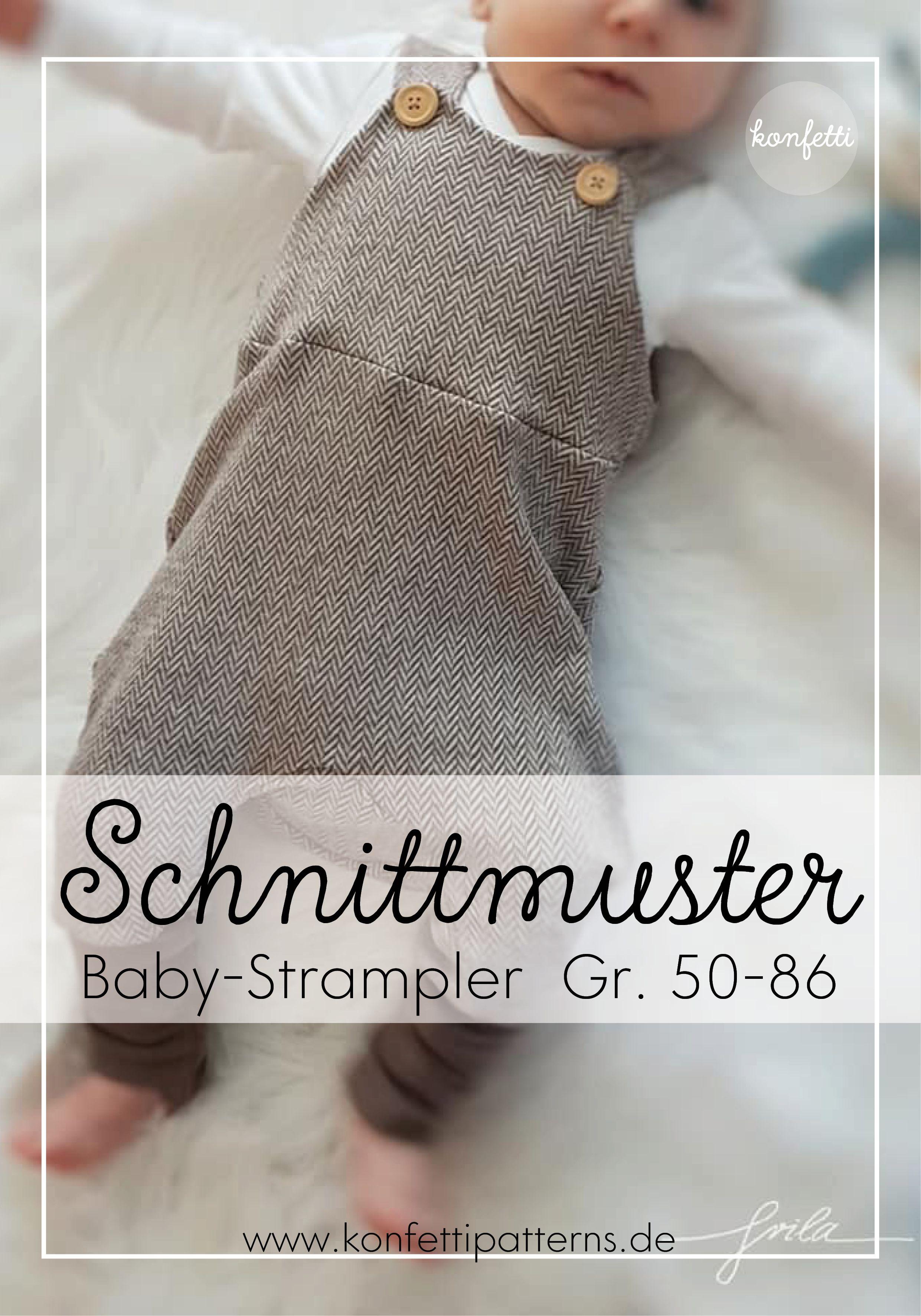 Babykleidung für Jungs nähen #clothpatterns