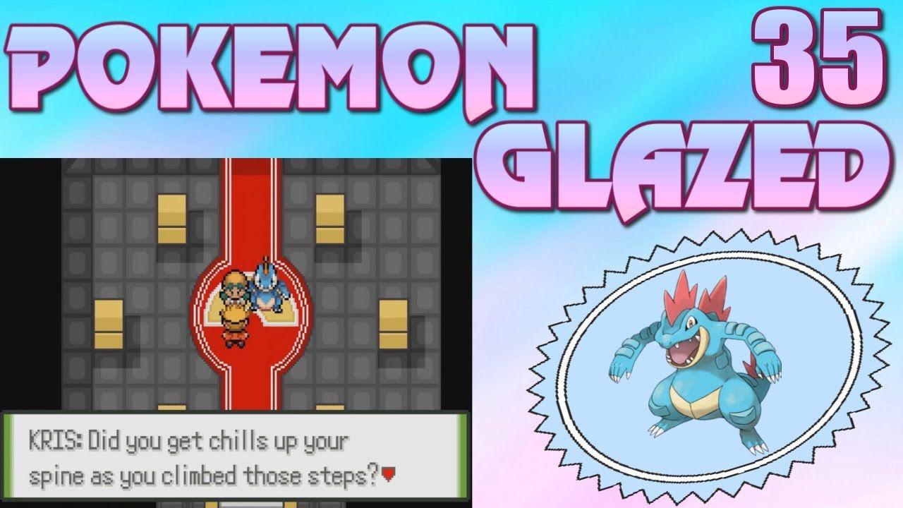 pokemon glazed johto walkthrough