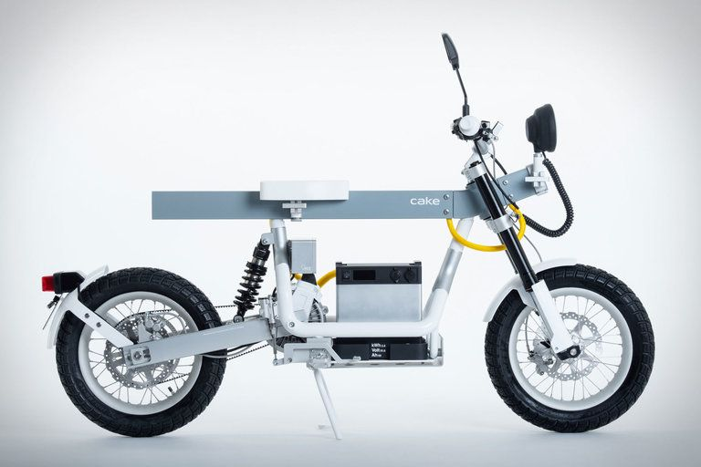Cake Osa Electric Bike Electric Motorcycle Electric Bike Electricity