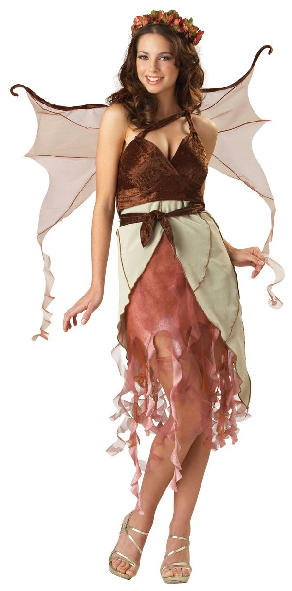 e77fb422f59 fairy+costumes+adults | Adult Forest Fairy Costume - Sexy Fairy ...