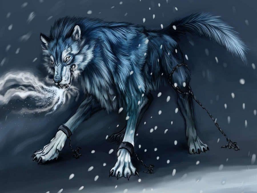 Anime Wolves Photo Anime Wolfs Anime Wolf Wolf Photos Fantasy Wolf