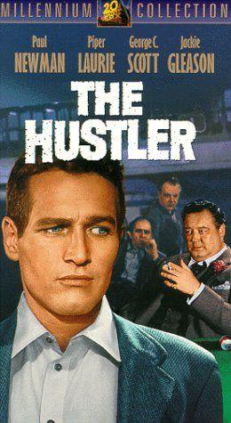 Paul Newman The Hustler Film Repro Film POSTER