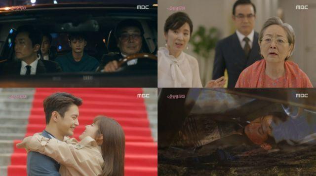 HanCinema's Drama Review] 'Shopping King Louis' Episode 9