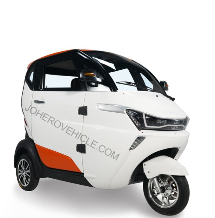 Johero High Speed Electric Car For Older With Eec Certificate In 2020 Electric Car Car High Speed
