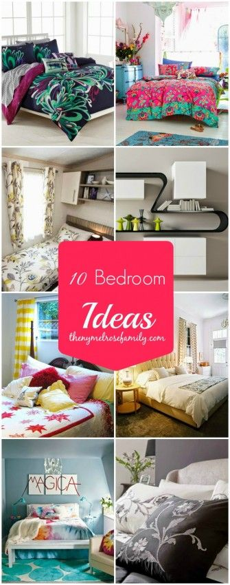Ready to give your bedroom a new look? Check out this 10 Bedroom Ideas!