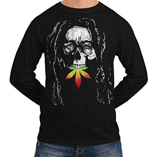 Asian Graphic Design Wellcoda Japanese Sun Warrior Mens Long Sleeve T-shirt