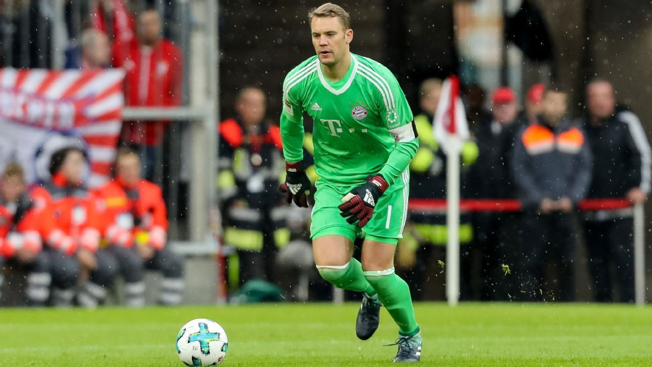 Bayern's Neuer could play in DFB Pokal final Dfb pokal