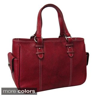 Prada B2625H 2E9O F0009 Vintage Embellished Leather Tote | Shopper ...