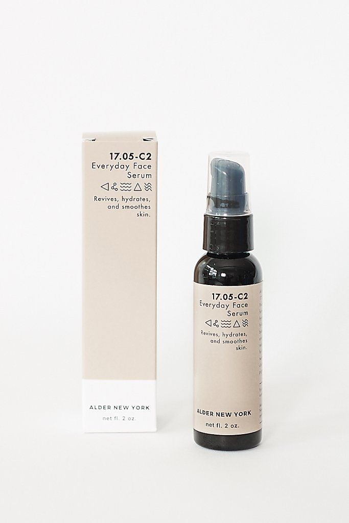 Alder New York Everyday Face Serum – PARC #faceserum