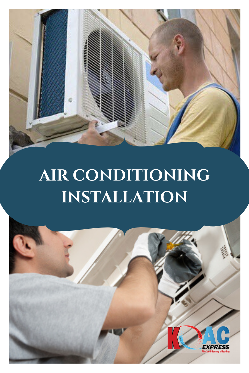 AC Installation & Replacement in Spring TX in 2020 Air