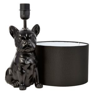 Ben de Lisi Home Black dog table lamp- at Debenhams Mobile
