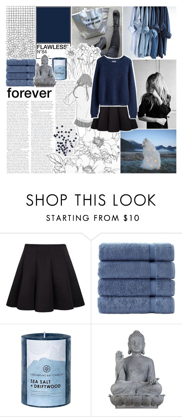 """looking sad in all the nicest places - february"" by lucidmoon ❤ liked on Polyvore featuring MTWTFSS Weekday, Makroteks, Chesapeake Bay Candle and Universal Lighting and Decor"