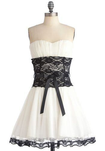 Storied Romance Dress - modcloth !_!