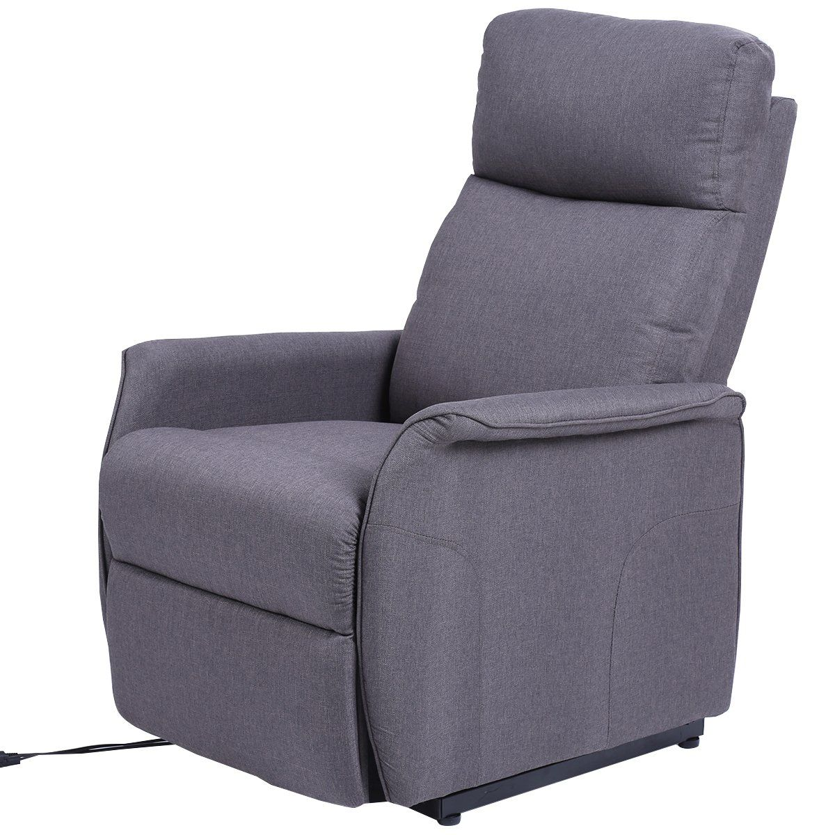 Giantex Electric Power Lift Chair Recliner Sofa Chair With